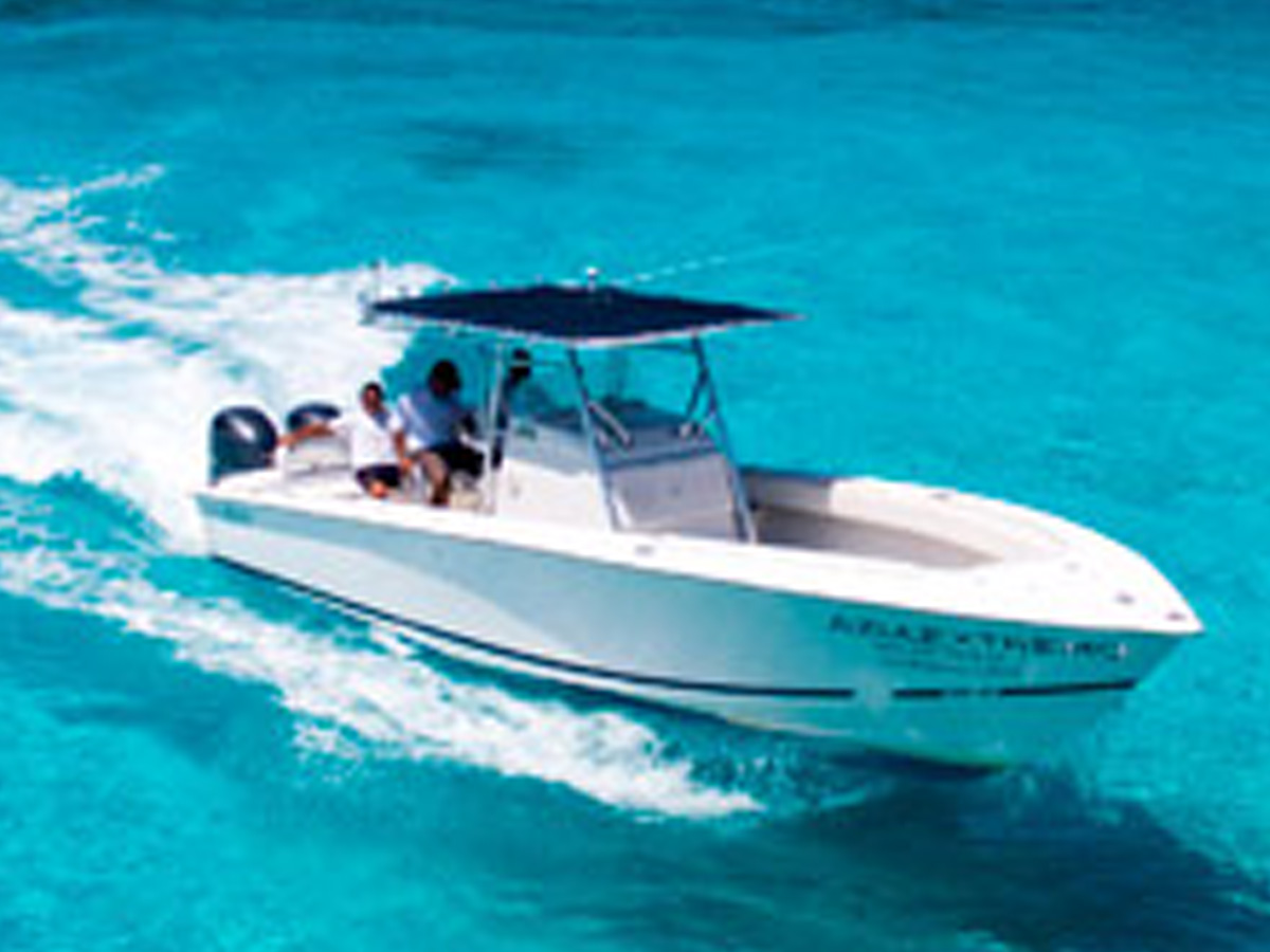 33 ft Azul Extremo Boat
