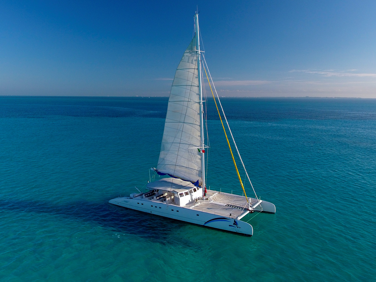 Sea Passion Iii Catamaran - Cancun – compare prices of most boats in