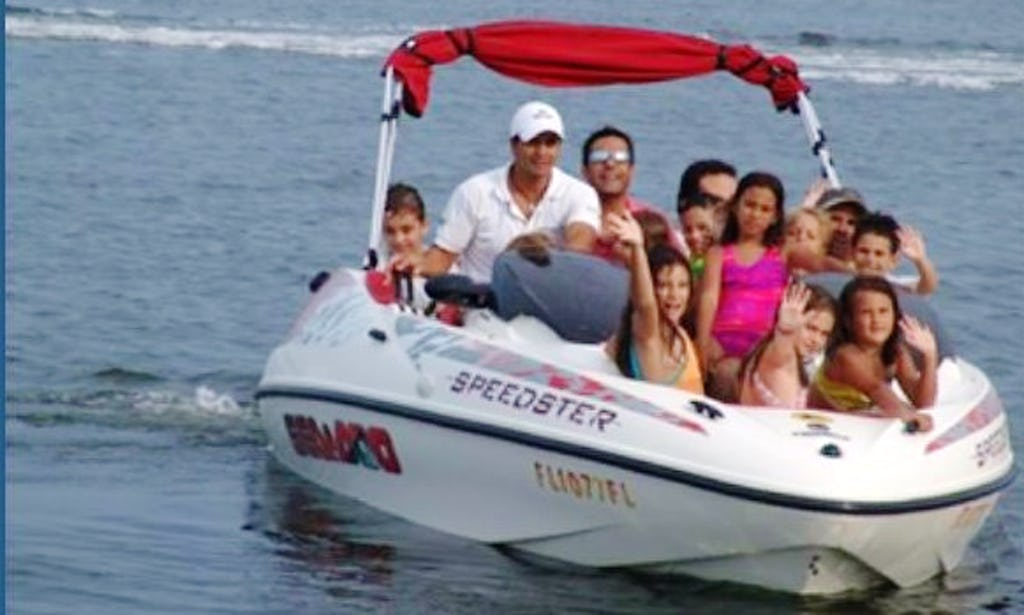 18 ft Sea Doo Bowrider