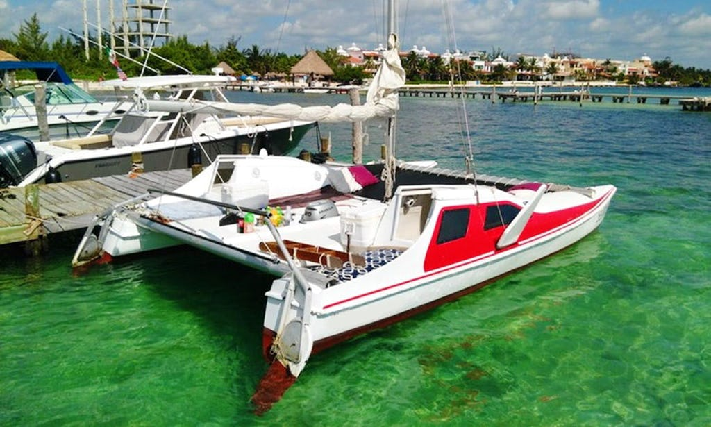 24 ft Seawind Private Cruises