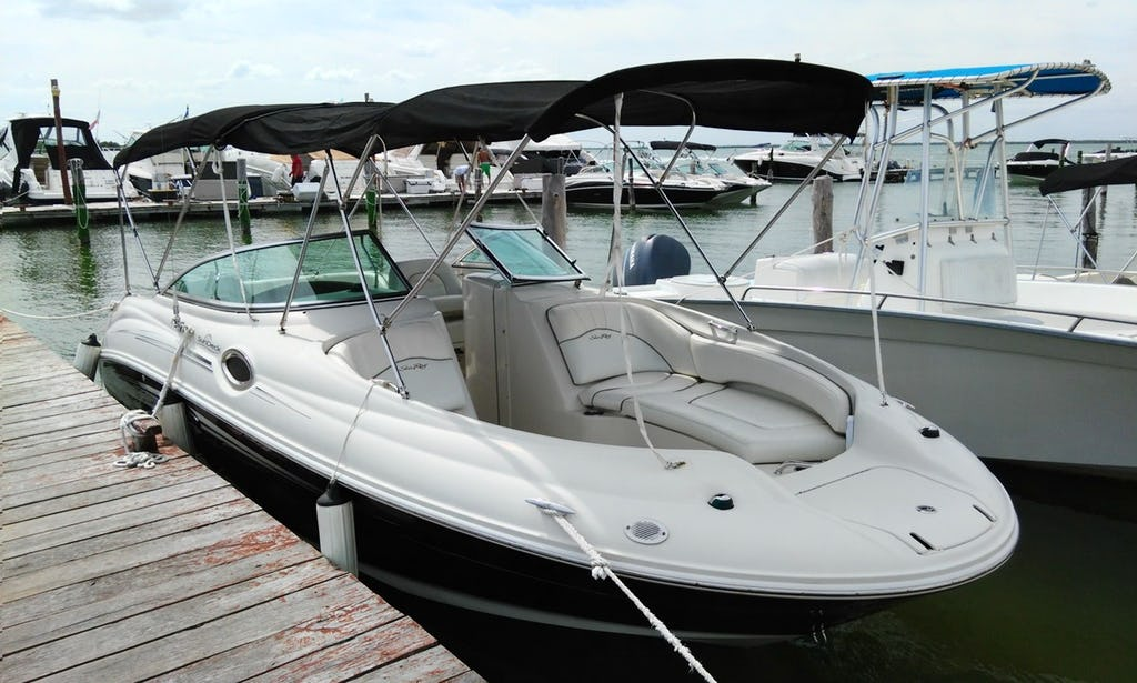 27 ft Sea Ray Sundancer