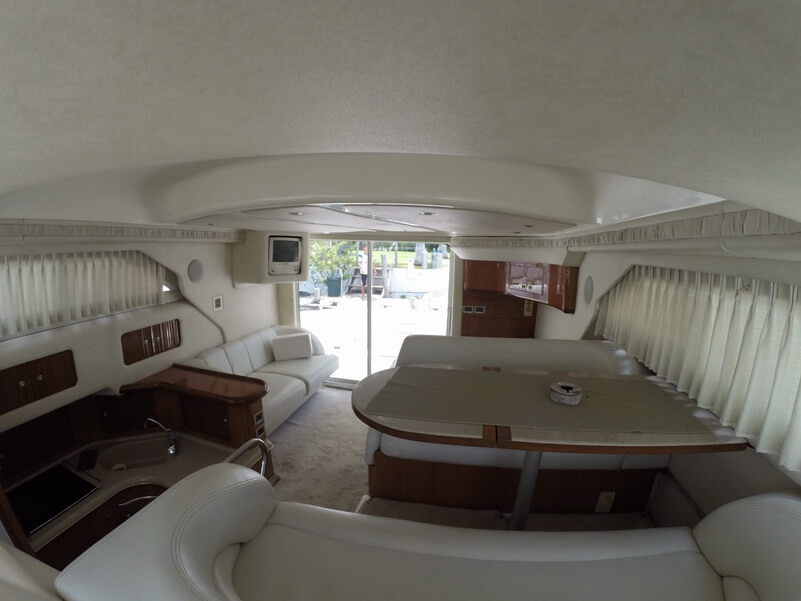 41 ft SeaRay Fly Bridge Yacht
