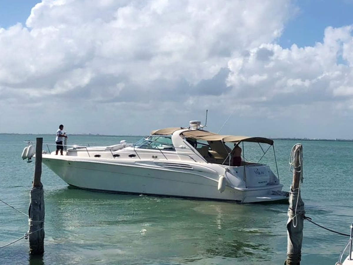 41 ft Searay Motor Yacht