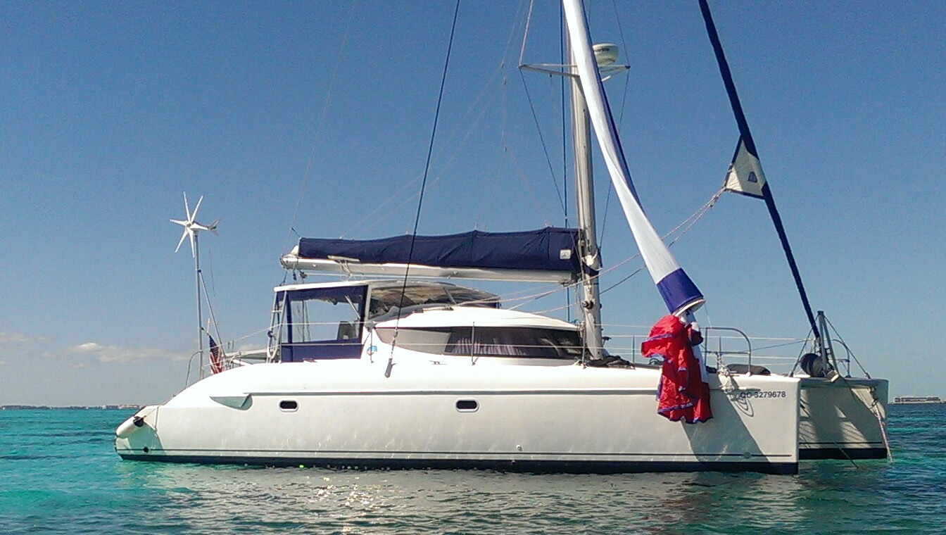 42 ft Lavezzi Cruising Catamaran