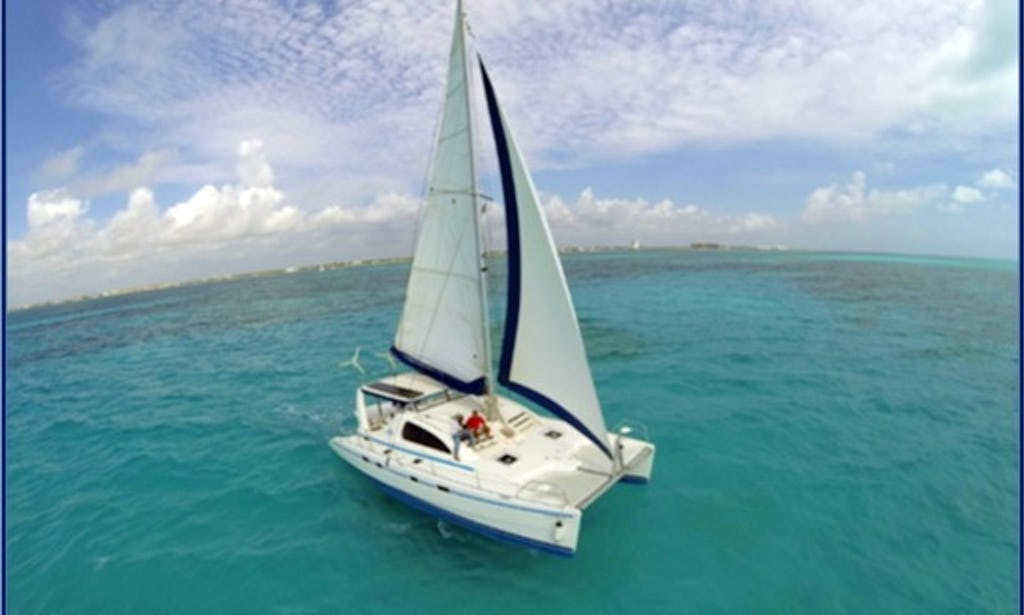 45 ft Cruising Catamaran