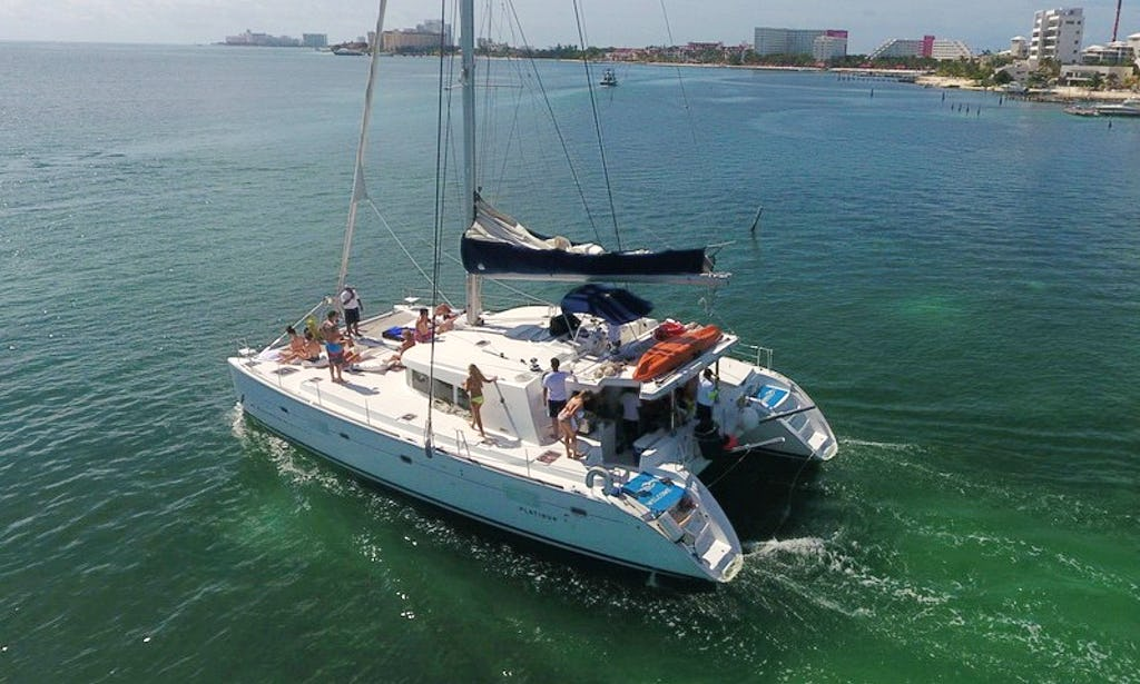 45 ft Lagoon 450 Catamaran