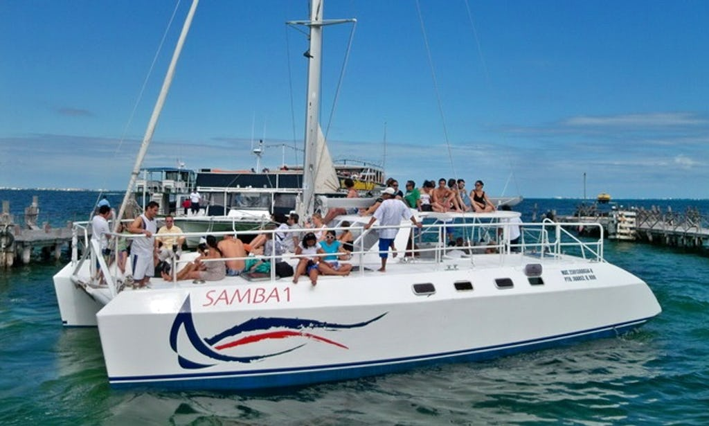 46 ft Sambai Fun Catamaran