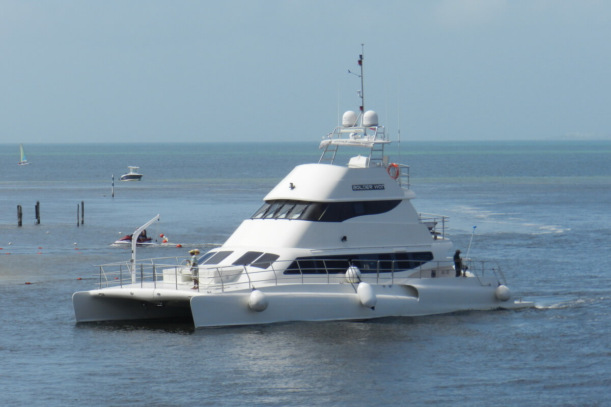 74 Ft VIP Luxury Bolder Power Catamaran