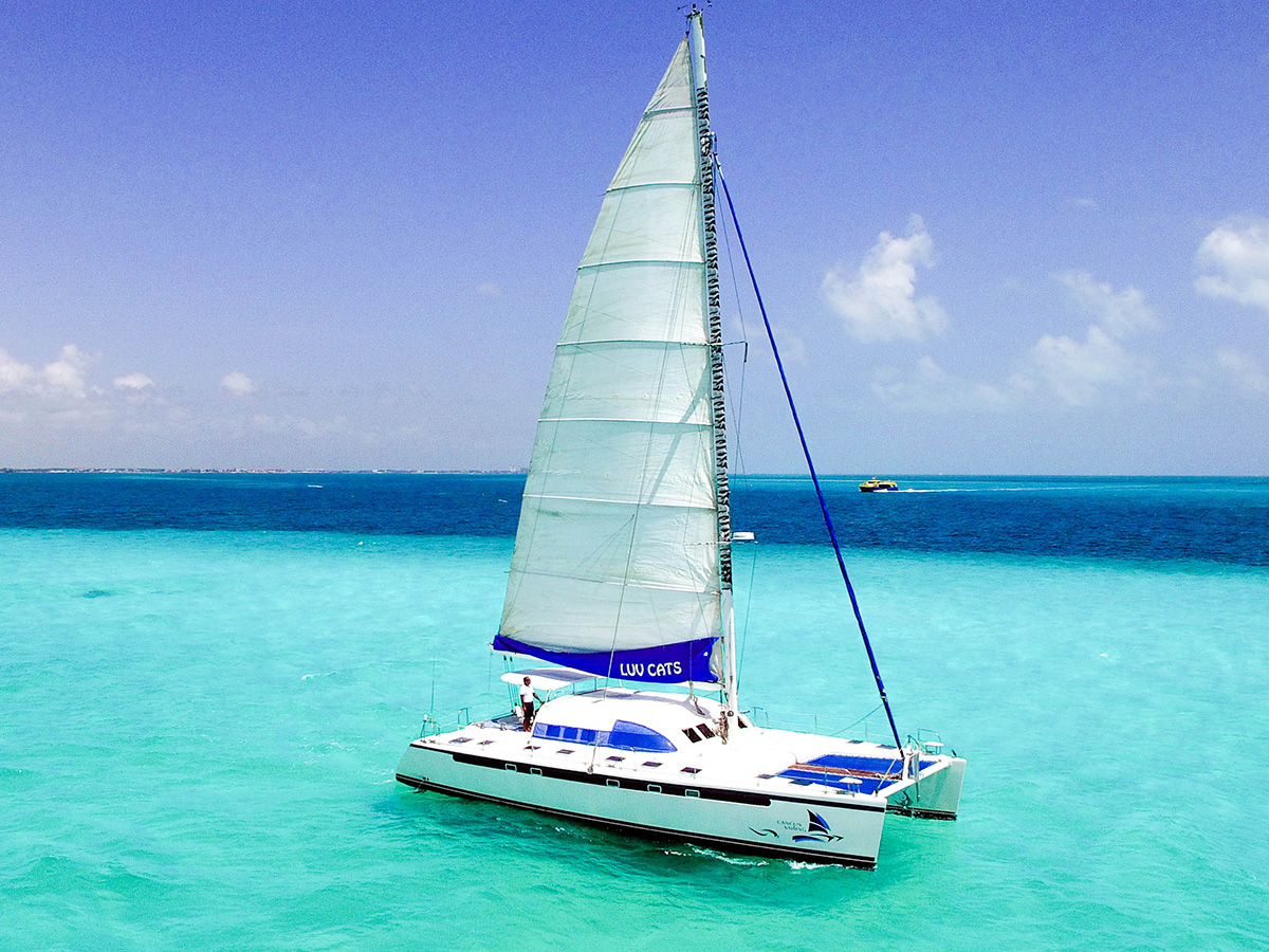 Luv Cat Catamaran