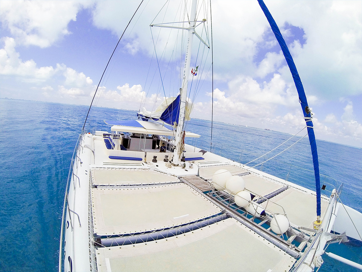 Sea passion II Catamaran